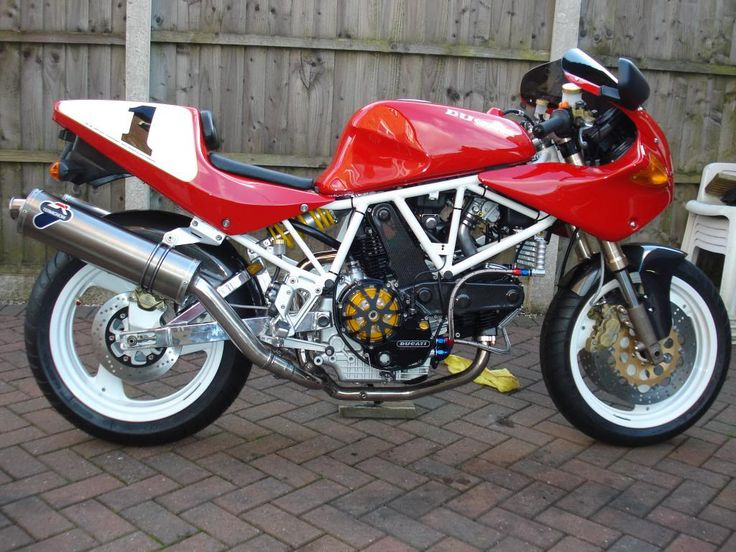 Transform Ducati Ss To Cafe Racer
