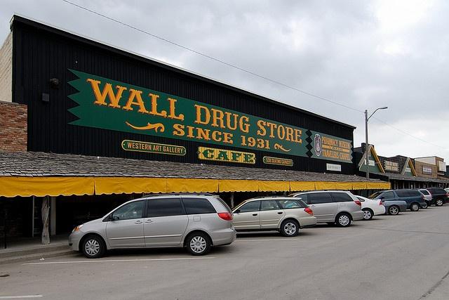 Wall Drug, SD