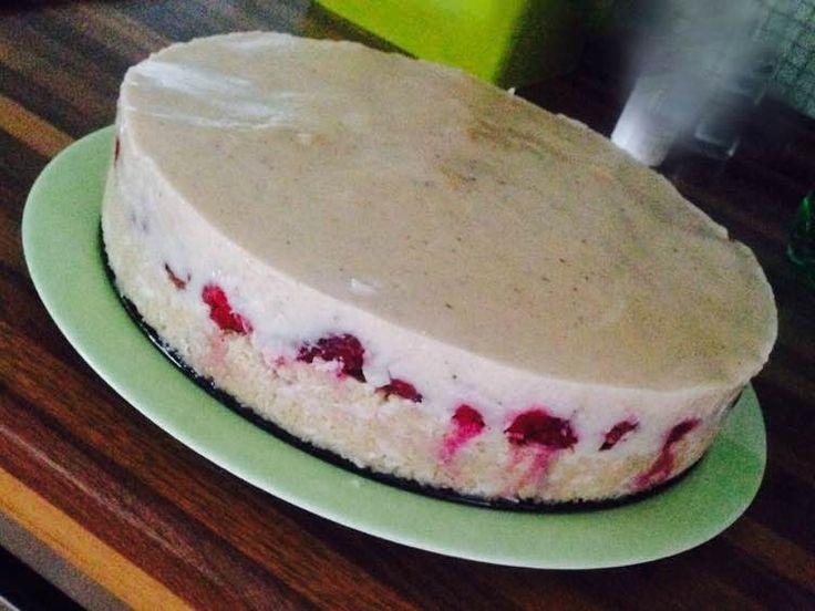 Rýchla kuskusová torta