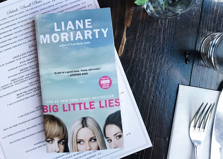 Find out which character you are from Liane Moriarty's BIG LITTLE LIES, now a mini series on HBO! http://bit.ly/2kVasMv