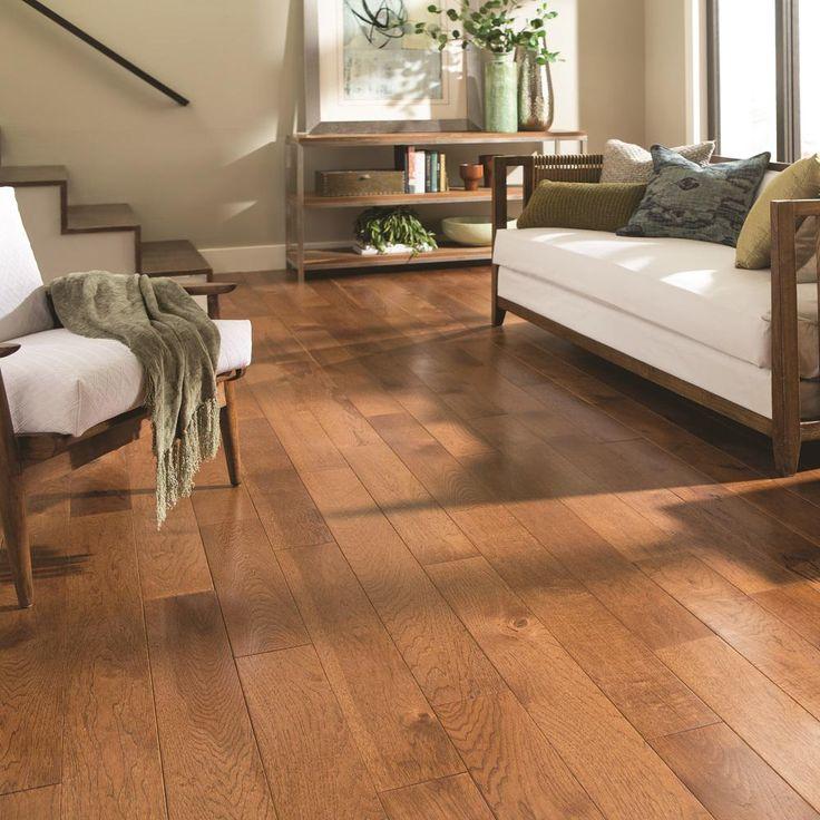 Blue Ridge Hardwood Flooring Hickory Nuthatch 3/4 in