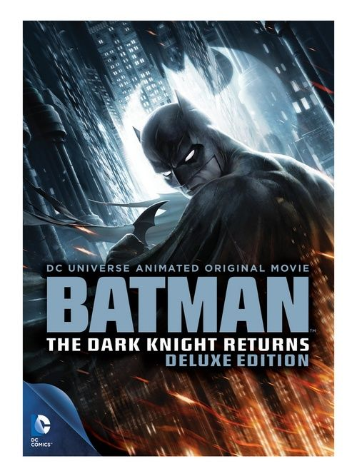 Batman: The Dark Knight Returns Deluxe Edition Film Review.... another amazing Hub from www.CLopez26.hubpages.com