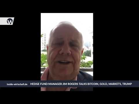 Jim Rogers Blog: If Gold Goes Under $1000 Then I Will Buy