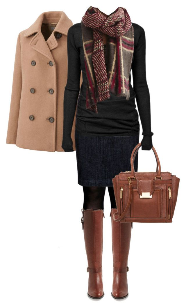 """Cole Haan Boots"" by uniqueimage ❤ liked on Polyvore featuring Boohoo, Uniqlo, Cole Haan, ALDO, Rick Owens and Object Collectors Item"