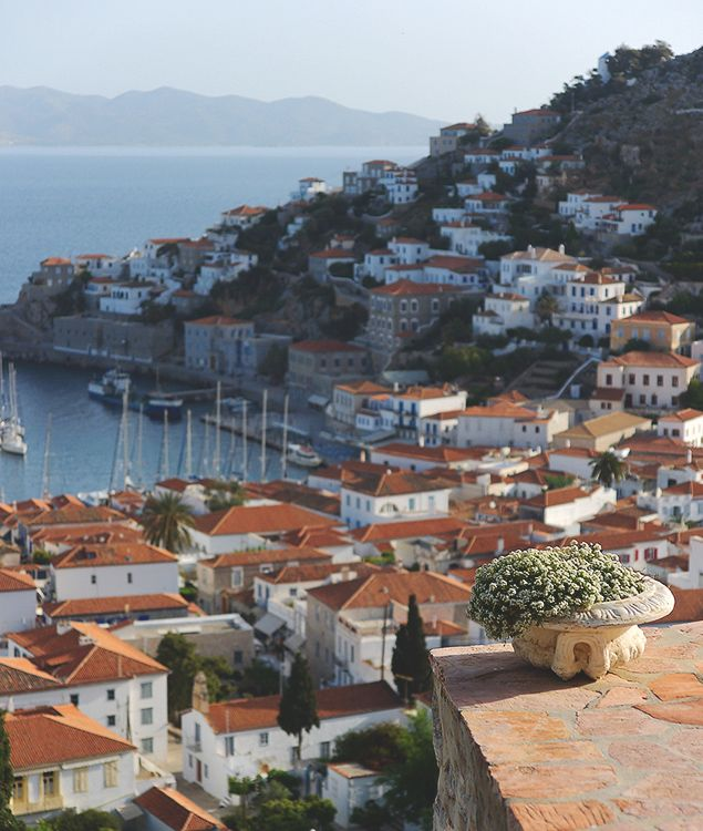 ydra, greece | villages and towns in europe + travel destinations #wanderlust