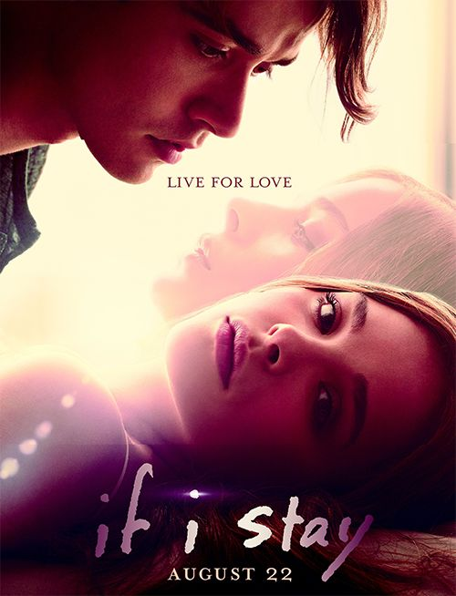 So excited for the IF I STAY movie - August 22