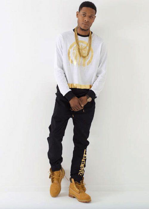 Rapper Fetty Wap...