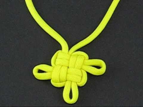 Apprenez à faire un noeud chinois de la chance! 2 tutoriels - Décorations - Trucs et Bricolages