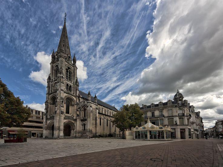 Saint Martial, Angoulême, Poitou-Charente