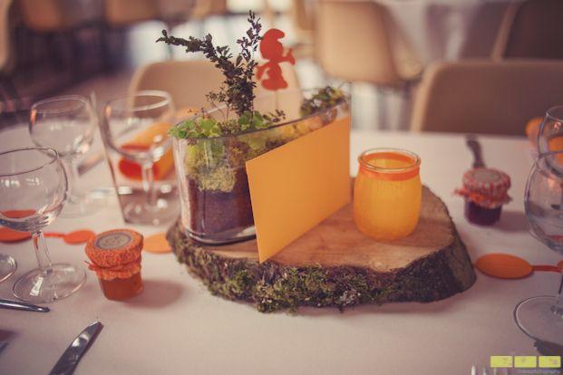 17 meilleures id es propos de couleurs de mariage orange - Mariage couleur orange ...