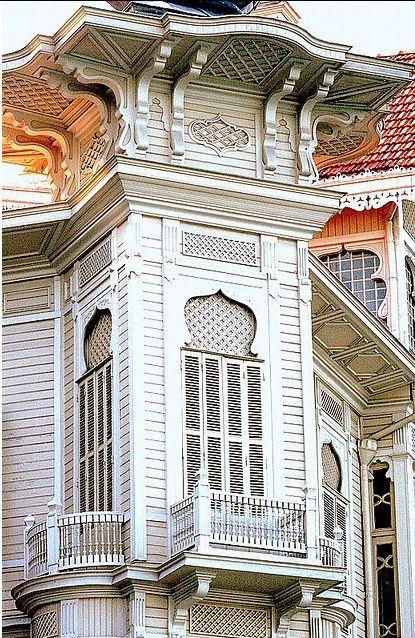 ahtheprettythings: Tarihi Türk ev ve Yalıları - mooi