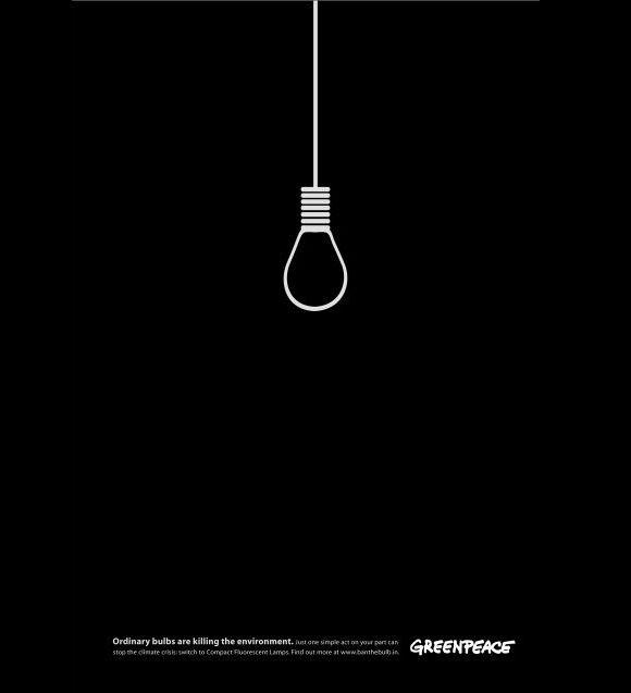 Ordinary Bulbs are Killing the Environment
