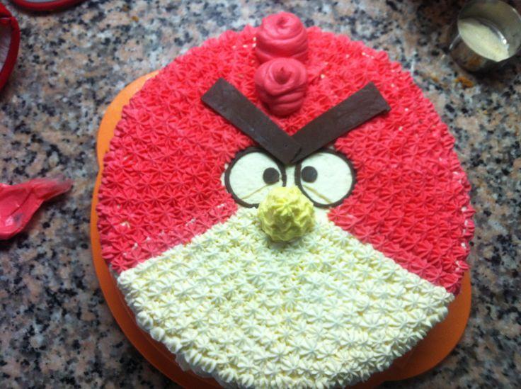 Youyou 7th birthday - Angry Bird