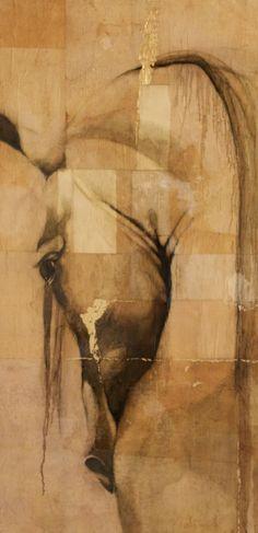 Image result for kristin knight equine art
