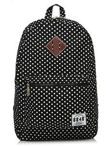 Рюкзак в горошек 8848