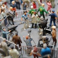 You gotta watch this movie - 20,000 square feet of miniature world - model trains