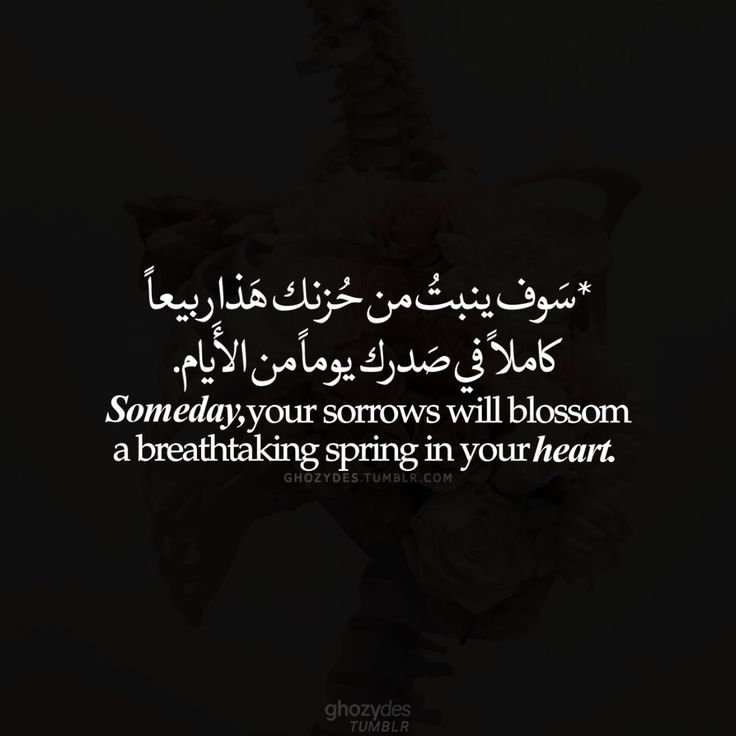 Love Finds You Quote: 25+ Best Arabic Quotes On Pinterest