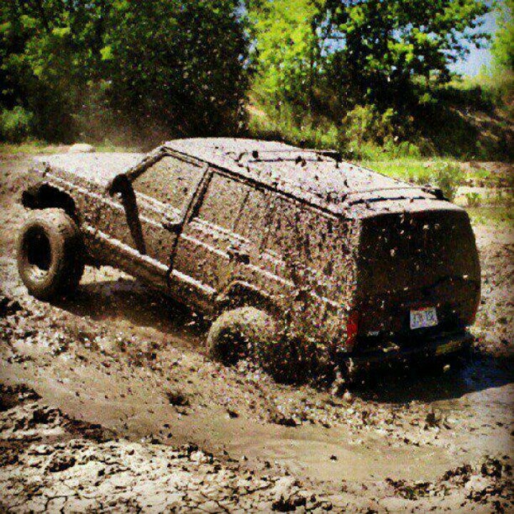 Jeep: you're doing it right!