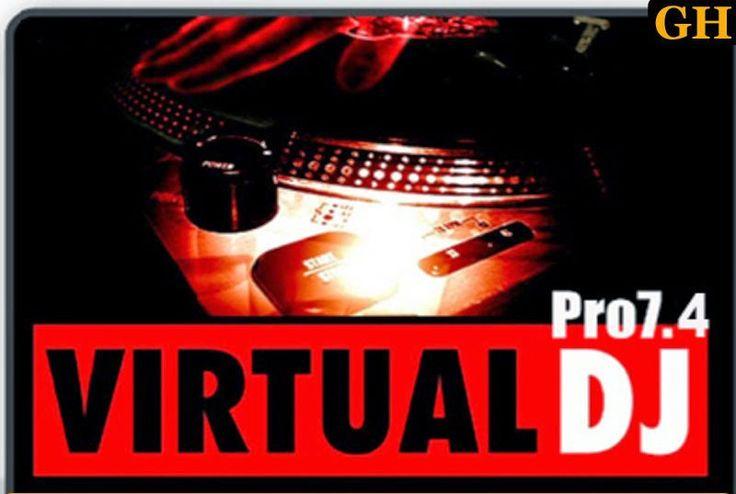 Atomix Virtual DJ pro 7.4 Crack & Serial Number Full Version