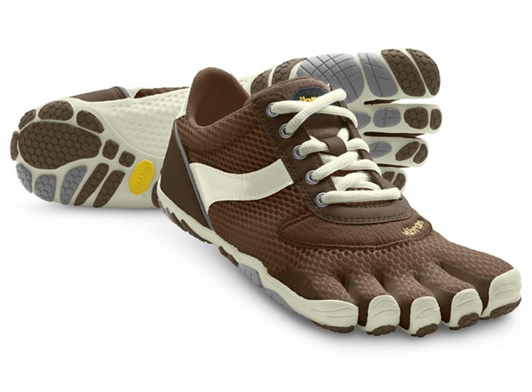 Trek Ascent Insulated, Chaussures Multisport Outdoor Femme, Marron (Khaki/Grape), 36 EUVibram Fivefingers