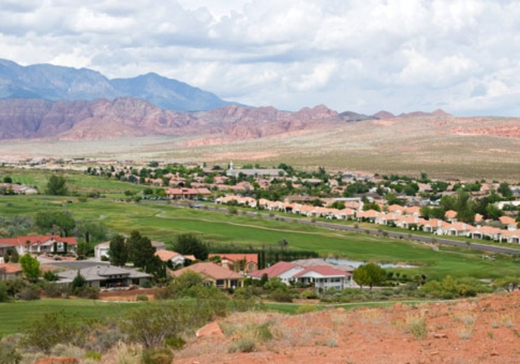 Forbes ranks Top Cities for Job-Seeking College Grads - No. 1 St. George, Utah