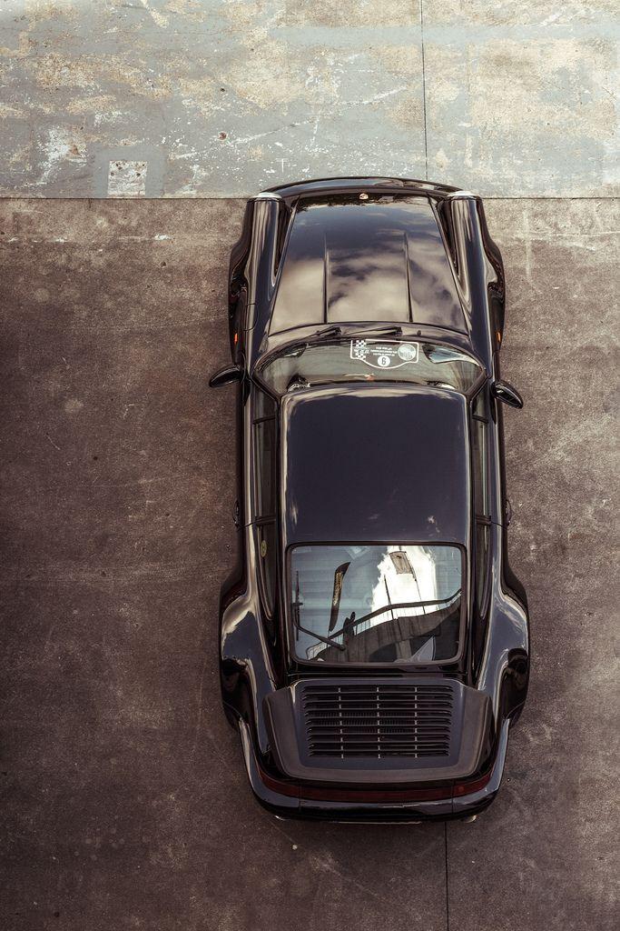 """automotivated:  """" Porsche Days - 911 Turbo 964 (by F.Massart)  """""""