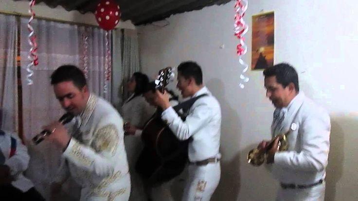 En Tu Día En Mix Con El Zazaza - Por Mariachi Juveniles Show Bogotá