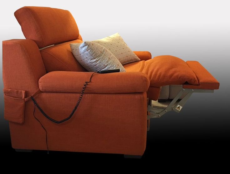 20 best divani letto | doimo salotti images on pinterest | catalog ... - Poltrona Relax Motorizzata Balance