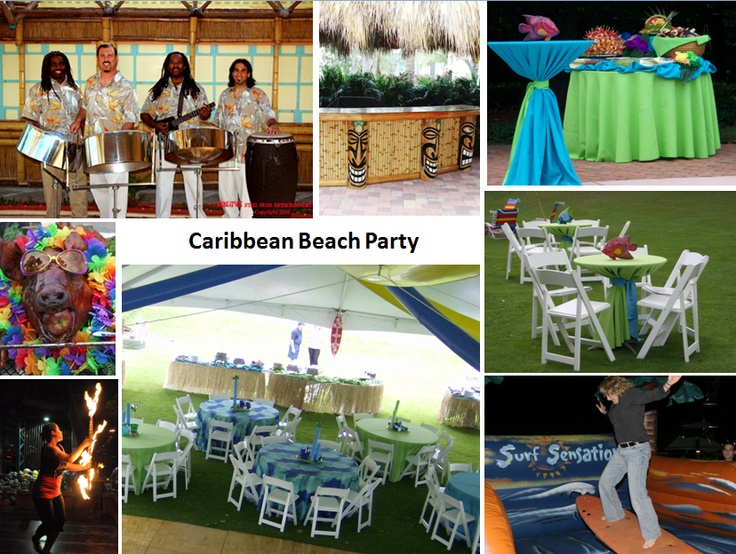 Caribbean Party Ideas And: 46 Best Carribean Party Images On Pinterest