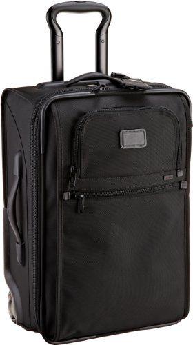 Tumi Luggage Alpha International Zippered Expandable Carry-on $550.00 (save $45.00) + Free Shipping