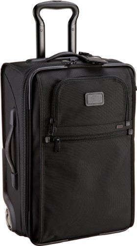 "Tumi Alpha International 20"" Zippered Expandable Carry On 022020DH,Black,one size TUMI,http://www.amazon.com/dp/B001XCX60U/ref=cm_sw_r_pi_dp_k7Xhtb0D5C99D3KR"