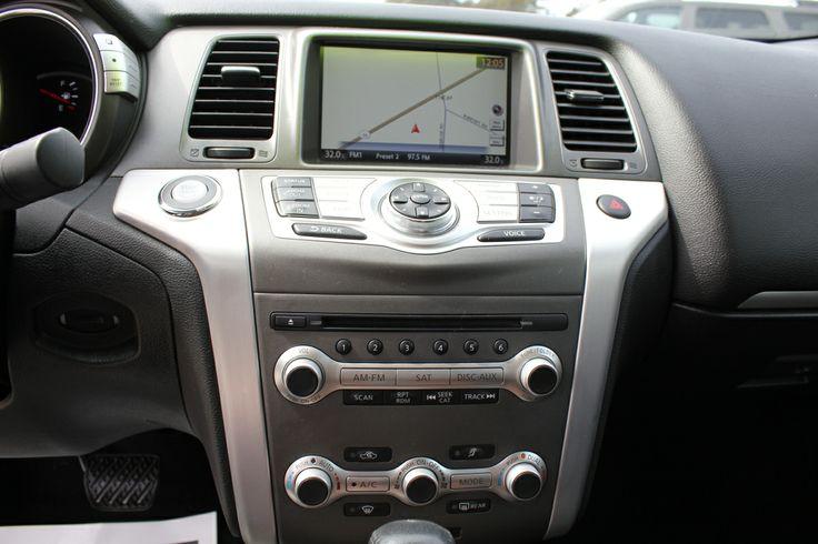 Navigation, Bluetooth, Back Up Camera