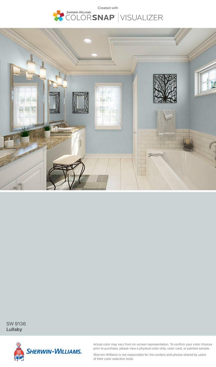 Light Bathroom Paint Colors