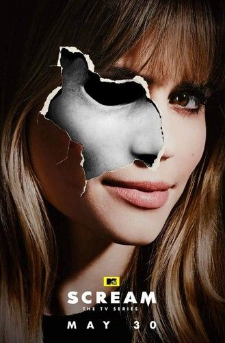 scream the tv series tv show | Scream Brooke Season 2 Poster - Scream ( the tv series ) Photo ...