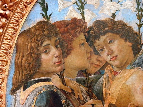 the life and art works of sandro botticelli Much of sandro botticelli's life is clouded in mystery  botticelli's painting of a  solitary venus, one of his best-known works, is in its first us.