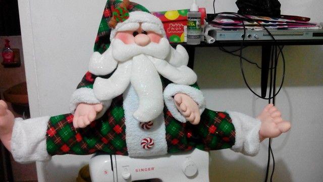 Noel en pijama