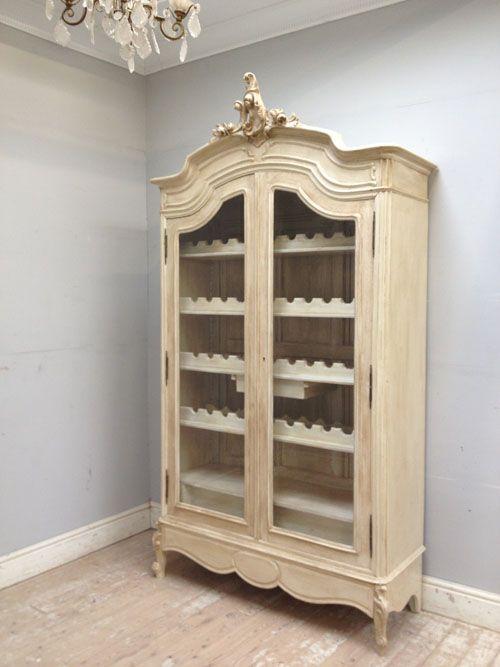 Antique Wine Cabinets | Antique Furniture
