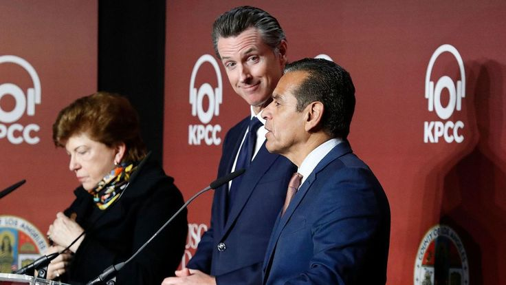 Will you California Snowflakes never learn! You're living in a Socialist State!   Gavin Newsom is expected to continue to dominate fundraising in the governor's race while his rivals, both Democrat and Republican, are expected to lag far behind.