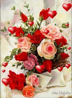 SUEÑOS DE AMOR Y MAGIA: Flores
