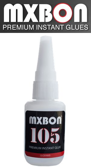 MXBON 105 is a high strength, instant bonding adhesive that is suitable for virtually any fastening application.