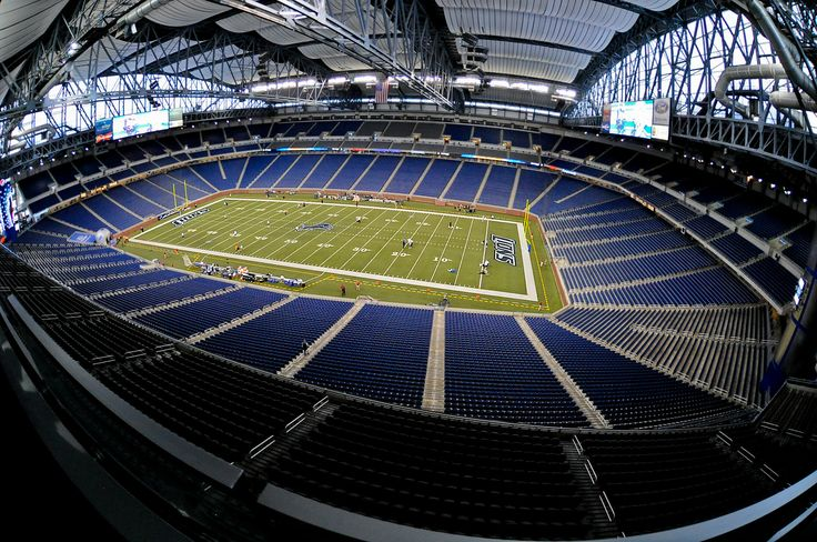 This is DETROIT - Ford Field - Home of the Detroit Lions #puremichigan