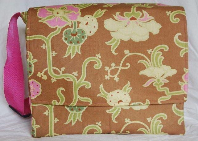 Messenger bag - baby change bag £40.00