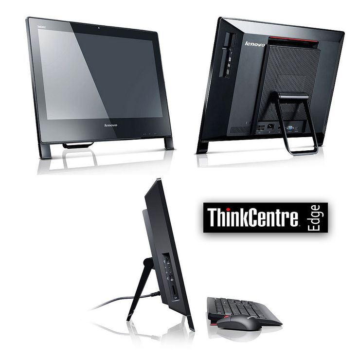 Lenovo ThinkCentre Edge 91z All-in-One – Core i7-2600S
