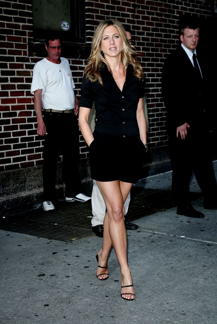 Why Jennifer Aniston Rules the Red Carpet