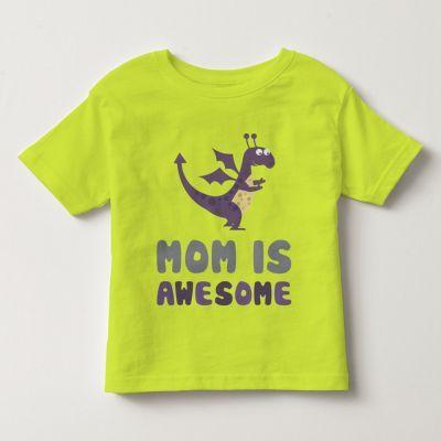 """Áo thun tay ngắn trẻ em kidstyle màu vàng chanh in chữ """"Mom is Awesome"""" // Chất liệu thun cotton 100% cao cấp, màu rất đẹp // Đủ size từ 1 - 12 tuổi cho bé lựa chọn // Xem chi tiết GIÁ SỐC tại website kidstyle.com.vn ** Công ty thời trang trẻ em KidStyle ** Địa chỉ: 206/40 Đồng Đen, Phường 14, Quận Tân Bình, Tp. Hồ Chí Minh ** SĐT: 0909 145 138"""