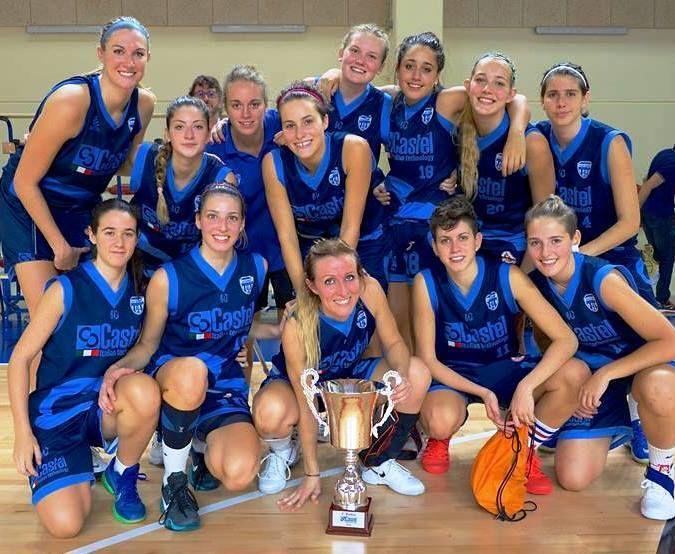 3° Trofeo Castel 2016 - Primo #successo delle nostre #leonesse #A2 #Basket #Carigate #Castel #OneTeamOneDream #Basketfemminile