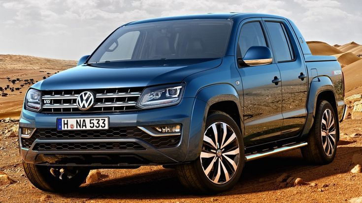2019 VW Amarok V6 Diesel Performance and Price