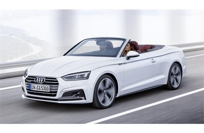 Audi unveils new A5 Cabriolet ahead of December launch