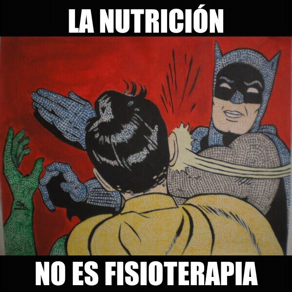 Más claro... agua #Fisioterapia #Physiotherapy