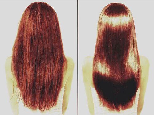 5 Tipps für glänzendes Haar